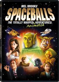 Loucos no Espaço / Spaceballs - A Série Animada