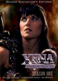 Xena - A Princesa Guerreira - 1ª Temporada