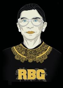 RBG: Hero. Icon. Dissenter.