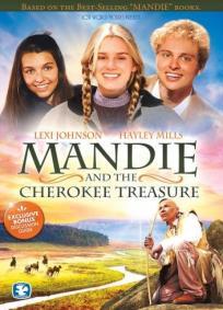 Mandie e o Tesouro Cherokee