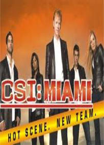 CSI: Miami - 9ª Temporada