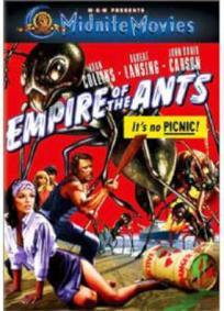 O Ataque das Formigas Gigantes