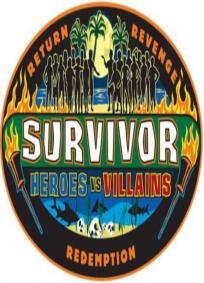 Survivor Heroes Vs Villains 20ª temporada