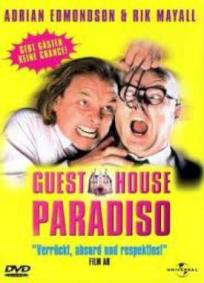 Guest House Paradiso - A Louca Casa de Hospedes