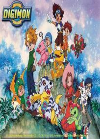Digimon 1ª Temporada