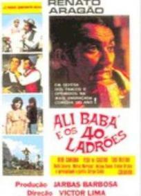 Ali Babá e os Quarenta Ladrões (1972)