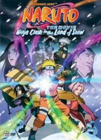 Naruto O Filme - Confronto Ninja no País da Neve