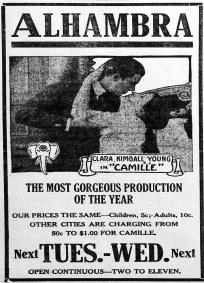 Camille (1915)