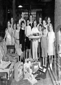 A Festa de Aniversário de Jackie Cooper
