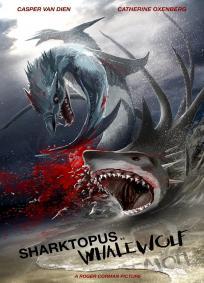 Sharktopus vs. Mermantula