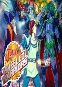 Jayce e os Guerreiros do Espaço