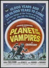 O Planeta dos Vampiros