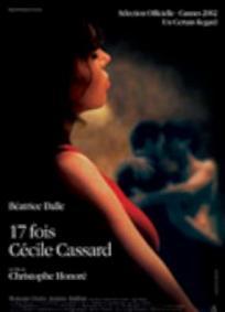 17 fois Cécile Cassard