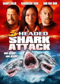 O Ataque do Tubarão de 3 Cabeças