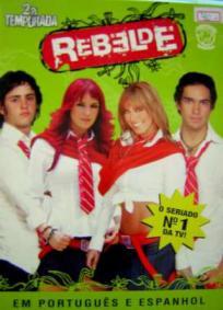 Rebelde 2ª temporada