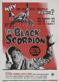 O Escorpião Negro