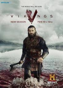 Vikings - 4ª Temporada