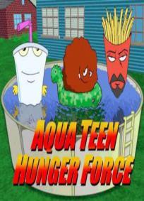 Aqua Teen - O Esquadrão Força Total