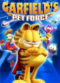 Garfield - Um Super Herói Animal 3D