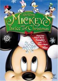 Aconteceu de novo no Natal do Mickey