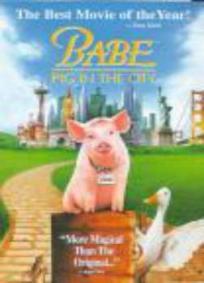 Babe, O Porquinho Atrapalhado Na Cidade