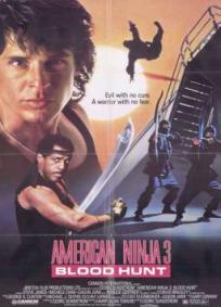 American Ninja 3 - O Dragão Americano