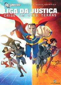 Liga da Justiça - Crise nas duas Terras