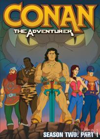 Conan o Aventureiro - 2ª Temporada
