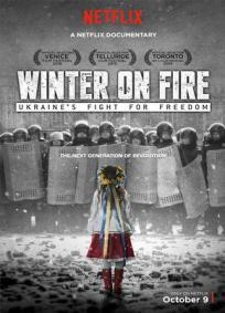 Winter on Fire - Ukraine