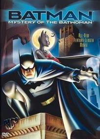 Batman - O Mistério da Mulher Morcego