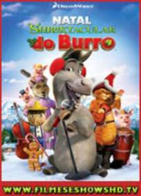 Natal Shrektacular do Burro (MM)