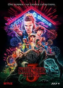 Stranger Things - 3ª Temporada