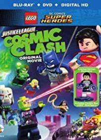 View Watchlist » New List » Lego Liga da Justiça: Combate Cósmico