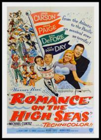 Romance em Alto Mar