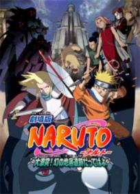 Naruto o Filme 2 - Grande Colisão! As Fantásticas Ruínas das Profundezas!