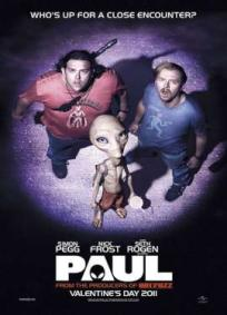 Paul - o Alien Fugitivo