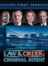 Law & Order - Criminal Intent - 1ª Temporada