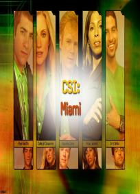 CSI: Miami - 6ª Temporada