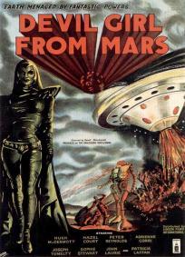 Mulher Diabólica de Marte