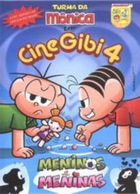 Turma da Mônica - CineGibi 4 - Meninos e Meninas