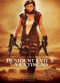 Resident Evil 3 - A Extinção