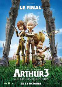 Arthur e a Guerra dos Dois Mundos