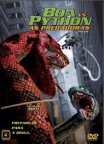 Boa Vs. Python - As Predadoras