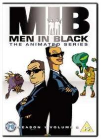 MIB Homens de Preto (Desenho)