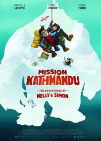 Missão Catmandu: As Aventuras de Nelly e Simon