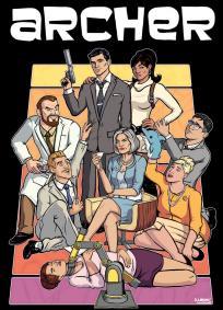 Archer - 6ª Temporada