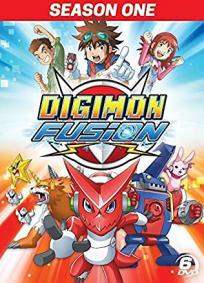 Digimon Fusion - 1ª Temporada