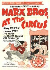 Irmãos Marx - No Circo