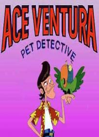 Ace Ventura a série animada