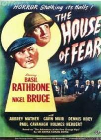 Sherlock Holmes - A Casa do Medo
